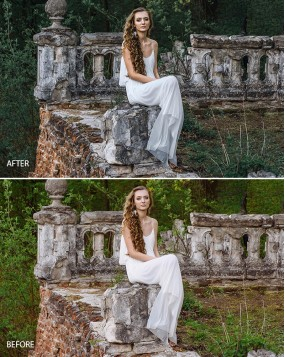 Ice Princess Profiles and Presets for ACR/Lightroom